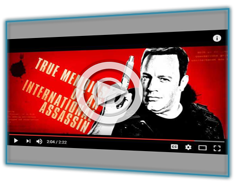 "YouTube Player View, ACD Casting Spotlight: ""True Memoirs of an International Assassin"" Movie"